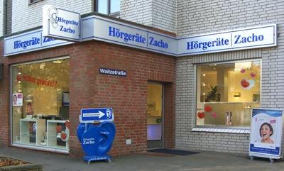 Hörgeräte Zacho Filiale in Hamburg-Othmarschen