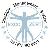 Zacho Qualitäts Management System ISO 9001