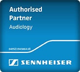 logo sennheiser audiology